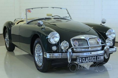MGA Roadster 1958 kaufen