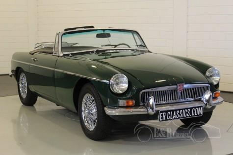 MGB Kabriolett 1964  kaufen