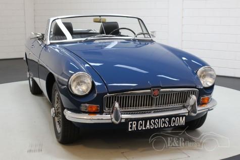 MGB Cabriolet 1964 kaufen