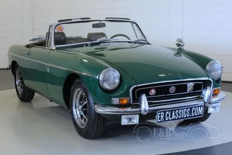 MGB Roadster 1970 kaufen