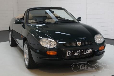 MG MGF 1.8 Roadster 1998  kaufen
