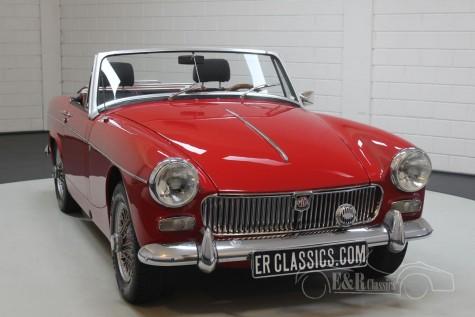 MG Midget MK2 Kabriolett 1965 kaufen