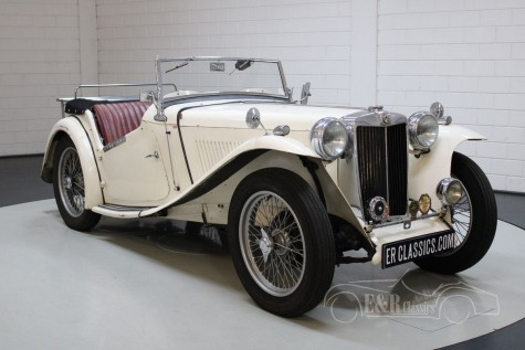 MG TC 1947 kaufen
