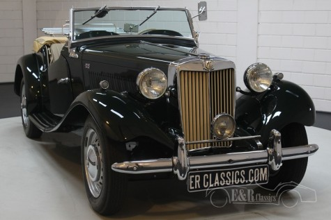MG TD Kabriolett 1953 kaufen