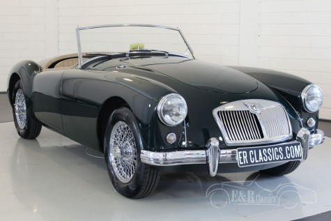 MGA 1957 cabriolet  kaufen