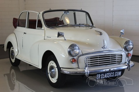 Morris Minor 1000 Tourer 1957 kaufen
