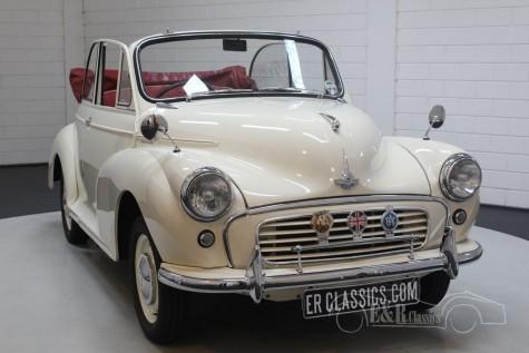Morris Minor 1000 Kabriolett 1958  kaufen