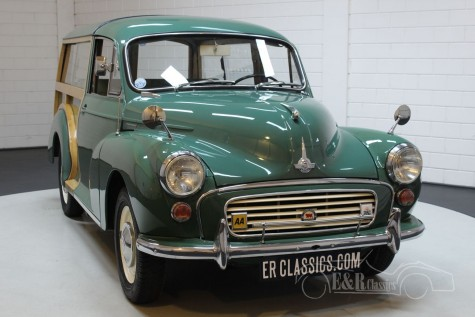 Morris Minor 1000 Traveller 1967  kaufen