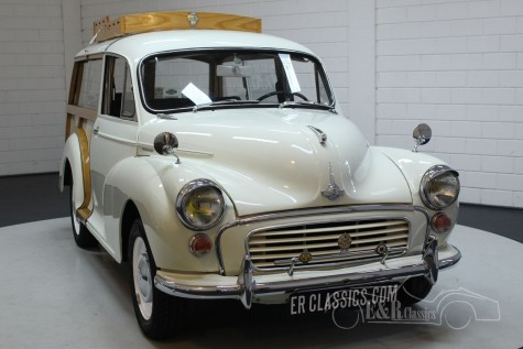Morris Minor 1000 Traveller 1968 kaufen