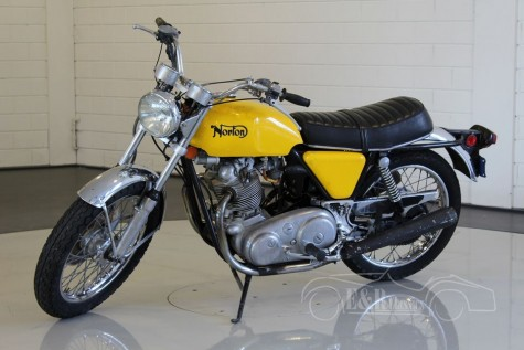 Norton Commando 750 Roadster 1972 kaufen