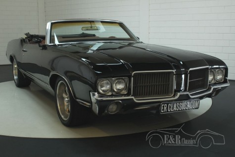 Oldsmobile Cutlass Supreme 1971  kaufen