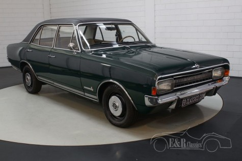 Opel Commodore kaufen
