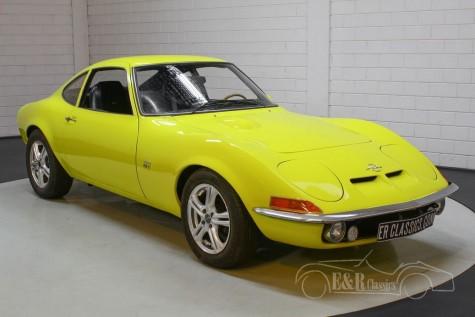 Opel GT  kaufen