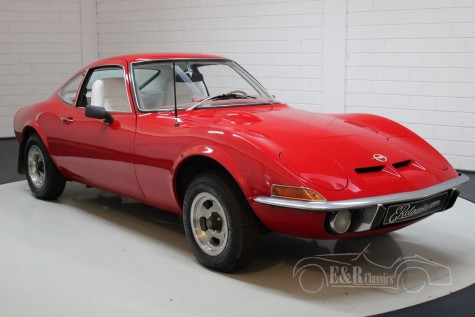 Opel GT 1973 kaufen