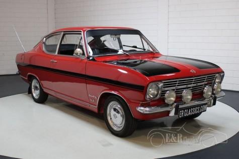 Opel Kadett Rallye kaufen
