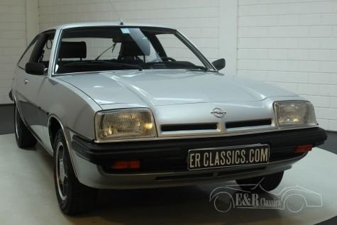 Opel Manta Combi Coupé 1980  kaufen