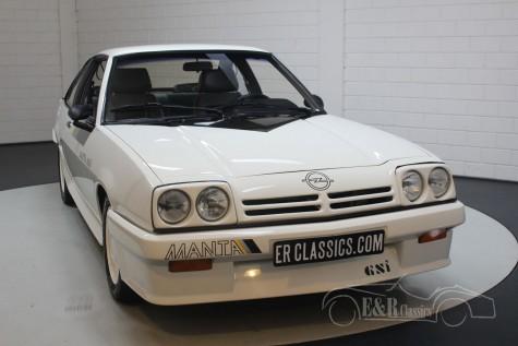 Opel Manta 2.0 GSi 1986 kaufen