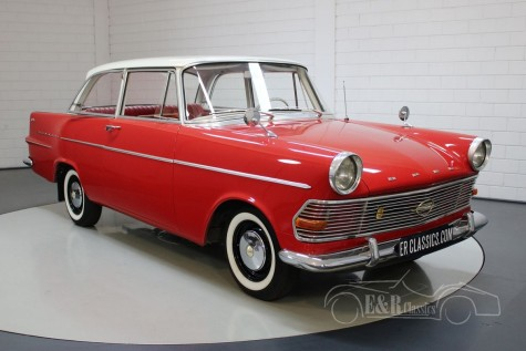Opel Olympia Rekord P2 coupe  kaufen