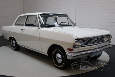 Opel Rekord 2 Türer coach coupé 1966  kaufen