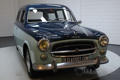 Peugeot 403 Commerciale 1959  kaufen