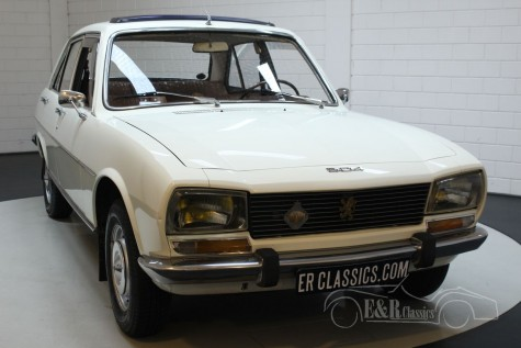 Peugeot 504 Sedan 1971 kaufen