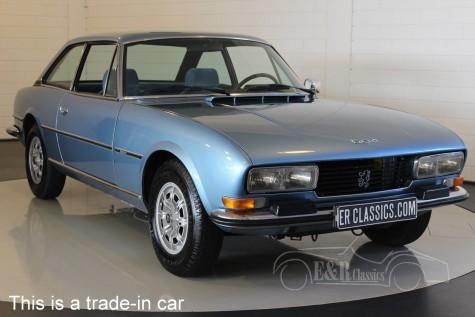 Peugeot 504 Coupe 1978 V6 kaufen