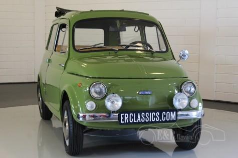 Fiat Giardiniera 500 Estate 1973 kaufen