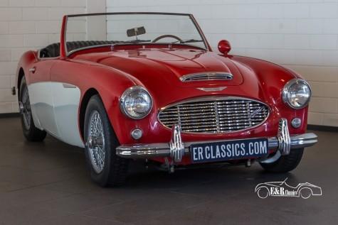 Austin Healey 100-6 Cabriolet 1958 kaufen