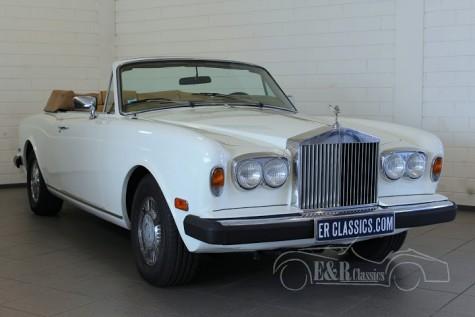 Rolls Royce Corniche Cabriolet 1984 kaufen