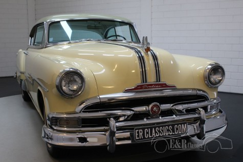 Pontiac Chieftain Coupe 1953 kaufen