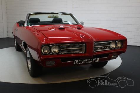 Pontiac GTO kabriolett 1969 kaufen