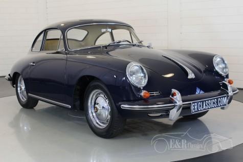 Porsche 356 T5 B Coupe 1600 1961  kaufen