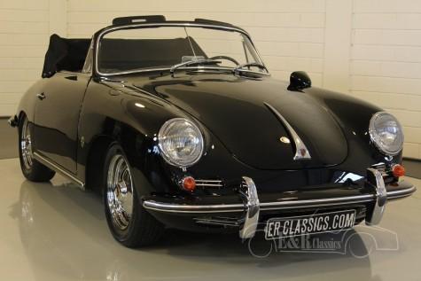 Porsche 356B T6 Cabriolet 1962  kaufen