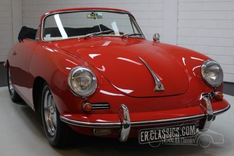 Porsche 356B T6 Cabriolet Super 90 1962 kaufen