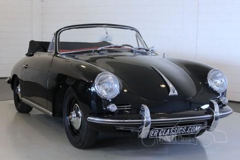 Porsche 356B 1600 cabriolet 1963 kaufen