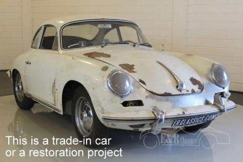 Porsche 356B 1600S coupe 1962  kaufen