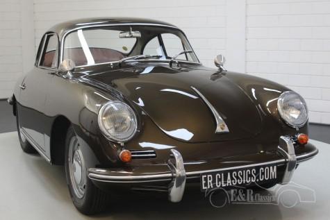 Porsche 356 C Coupe 1964  kaufen