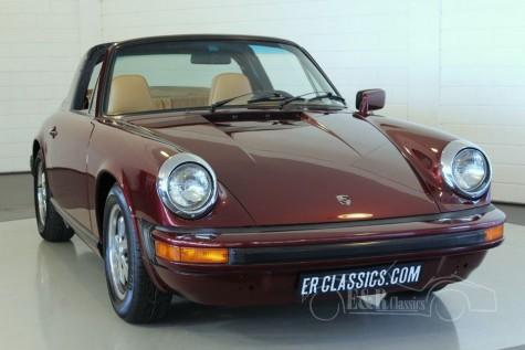 Porsche 911 S Targa Smallbody 1975 kaufen