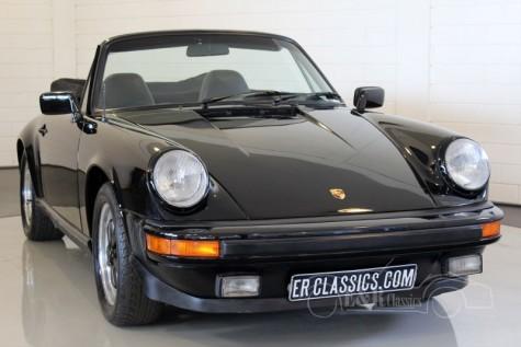 Porsche 911 SC Cabriolet 1983 kaufen