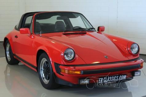 Porsche 911 SC Targa 1983  kaufen