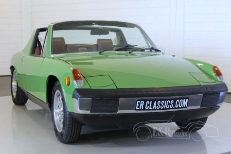 Porsche 914 Targa 1972 kaufen