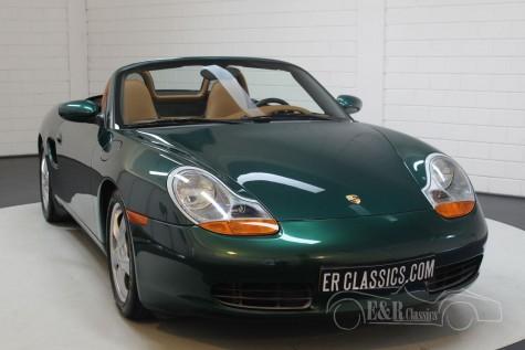 Porsche Boxster 2.7 Kabriolett 2001 kaufen