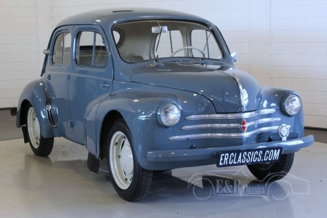 Renault 4 CV Saloon 1956  kaufen