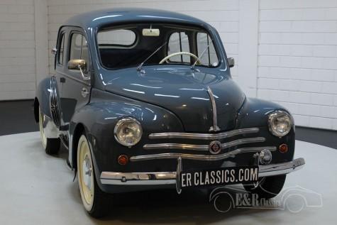 Renault 4CV Limousine 1958 kaufen