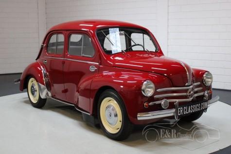 Renault 4CV 1958  kaufen