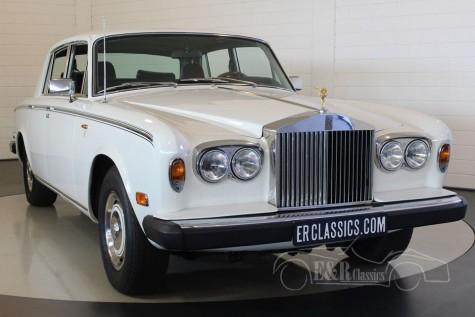 Rolls-Royce Silver Shadow II Saloon 1978 kaufen