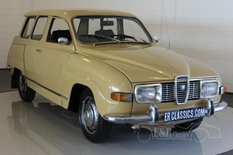 Saab 95 V4 SportKombi 1973 kaufen