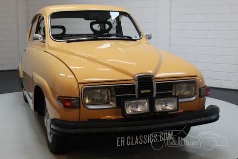 Saab 96L V4 1975  kaufen