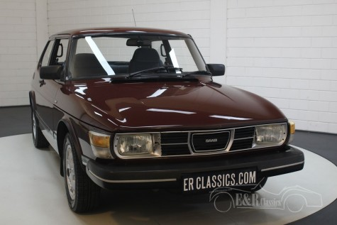 SAAB 99 GL 2-türiger Notchback 1983 kaufen