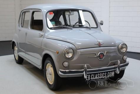 Fiat Seat 800 verlängerter 600 1967  kaufen